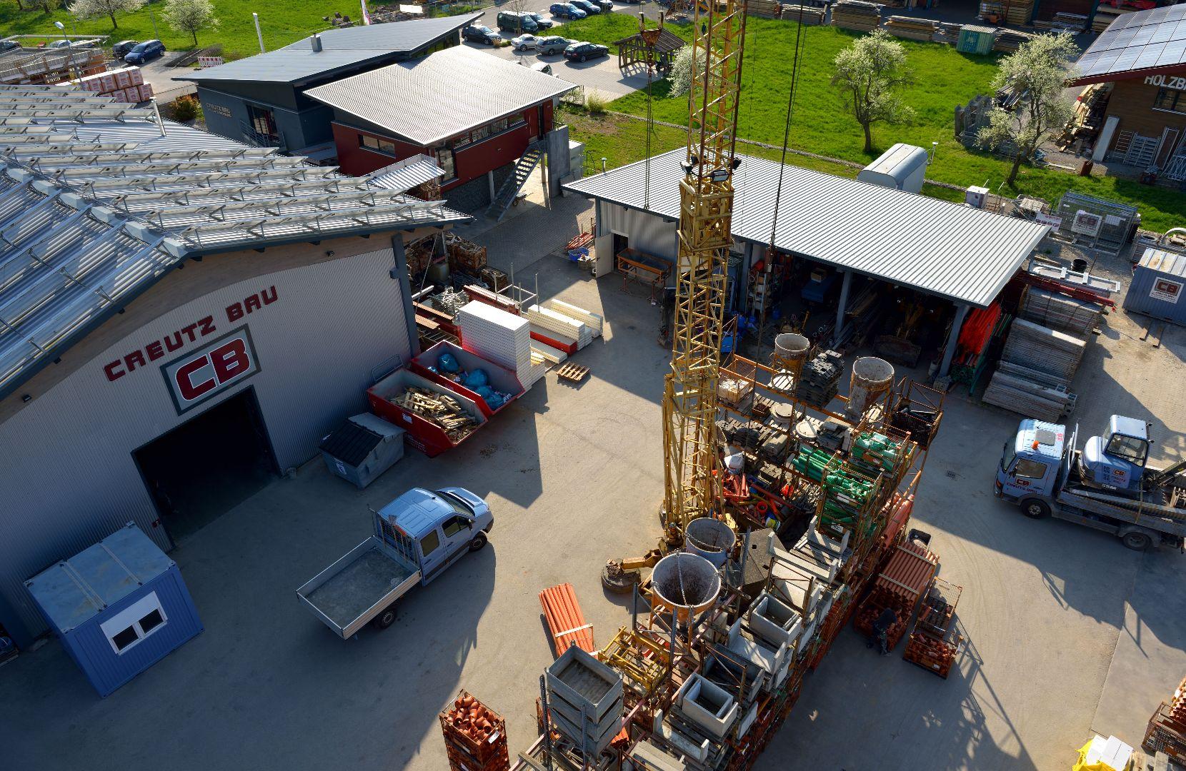 Creutz Bau, Bauunternehmen, Wildberg, Ingenieurbüro, Gartenbau